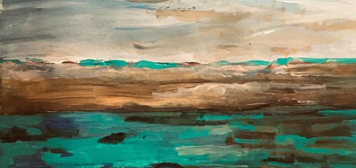 Landschafts ähnliche Farbverläufe