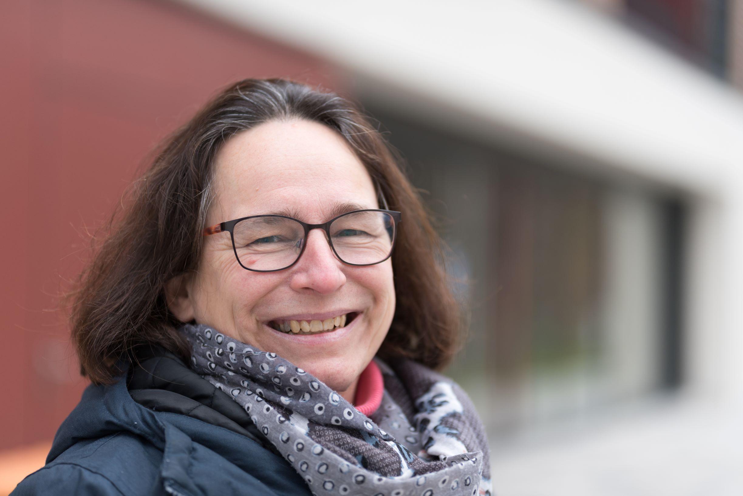 Profilbild Bettina Siebert-Blaesing